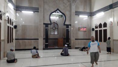 Photo of Masjid Al-Munawar Kota Bogor Tidak Menggelar Salat Jumat