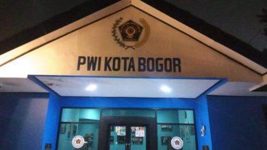 Photo of Mulai Besok, Kantor PWI Kota Bogor Hentikan Aktifitas Kewartawanan