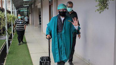 Photo of Bima Arya Diperbolehkan Pulang Setelah Hampir Sebulan Jalani Isolasi di RSUD Bogor