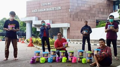 "Photo of Kampus ""Lockdown"", Dosen IPB University Peduli Nasib Kucing di Kampus"
