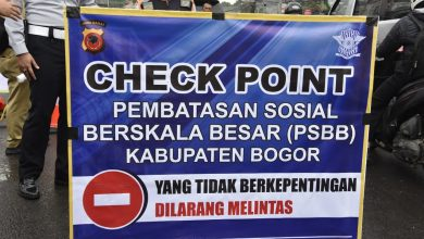 Photo of Masuk Zona Kuning Berat, Pemkab Bogor Resmi Perpanjang PSBB Selama Satu Bulan