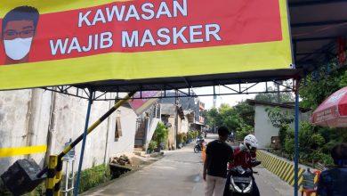 Photo of Tak Pakai Masker di Tempat Umum, 166 Warga Bogor Terjaring Razia