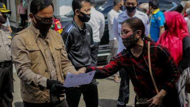 Photo of Pemkot Tegas Larang Mudik, RW Siaga Diminta Antisipasi
