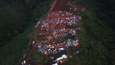 Photo of Langgar PSBB dan Tak Berizin, Pemkab Bogor Tutup Bukit Alas Bandawasa
