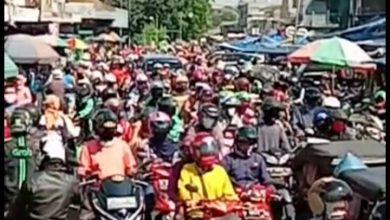 Photo of Viral Video Kerumunan di Pasar Anyar Bogor, Warga Pertanyakan Ketegasan Pemkot