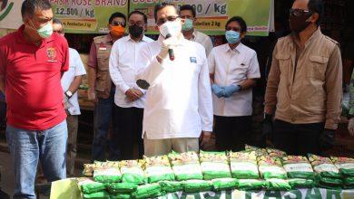 Photo of Tekan Kenaikan Harga, Mendag Janji Distribusikan 12 Ton Gula Pasir ke Pasar Bogor