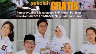 Photo of Mulai Juli, SMA/SMK/SLB Negeri di Jabar Gratis