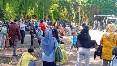 Photo of Wajib Pajak Kendaraan Bermotor Membludak, Samsat Kota Bogor Alihkan Layanan ke Tempat Terbuka