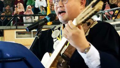 "Photo of HJB Ke-538, Rektor IPB University Ciptakan Lagu ""Bogor Terindah"""