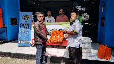 Photo of Baznas Kota Bogor Salurkan Bantuan 16 Ton Beras