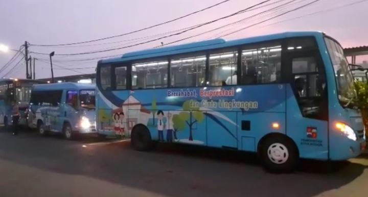 Bus Bantuan