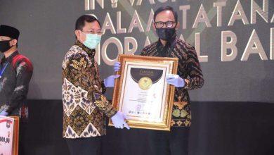 Photo of Sabet 4 Penghargaan Inovasi Normal Baru, Pemkot Bogor Diguyur Rp11 Miliar