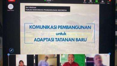 Photo of Peran Komunikasi Pembangunan Menghadapi Tatanan Kehidupan Baru