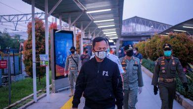 Photo of Pantau Kepadatan Stasiun Bogor, Bima Arya Sebut Masih Bisa Terkendali