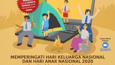Photo of Sambut HAN, 2.982 Pelajar Ikuti Kemah Karakter Virtual Anak Indonesia