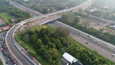 Photo of Proyek Interchange Sentul Selatan Tol BORR-Jagorawi Rampung Dua Pekan Lagi