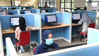 Photo of Diikuti 3.803 Peserta, Hari Pertama UTBK IPB University Gelombang 2 Terapkan Protokol Covid-19