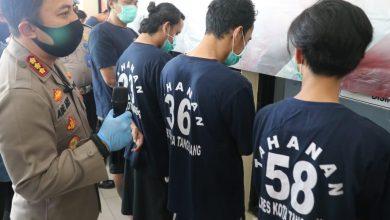 Photo of Gegara Curas, 8 Warga Bogor Barat Ini Diringkus di Tangerang