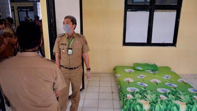 Photo of Masa Pra AKB, GTPP Bogor Tetap Antisipasi Terburuk dengan Jadikan Rusunawa Cibuluh Sebagai Ruang Isolasi