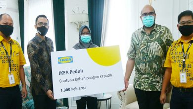 Photo of IKEA Indonesia Kirim Bantuan Sembako untuk 1.000 KK di Bogor