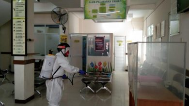 Photo of Jadi Tempat Penularan Covid-19, Enam Puskesmas di Bogor Ditutup Sementara