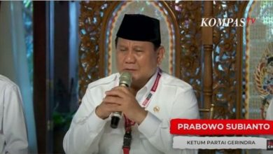 Photo of Prabowo Diminta Jangan Nyapres Lagi
