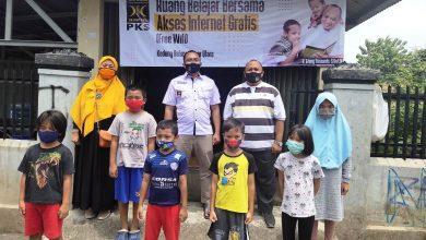 Photo of Atang Trisnanto Siapkan Ruang Belajar Bersama dengan Gratis Internet