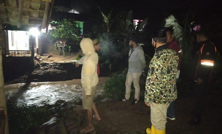 Banjir di Malasari Bogor