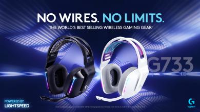 Photo of Logitech G Hadirkan Headset Gaming Nirkabel G733 Lightspeed untuk Para Gamers