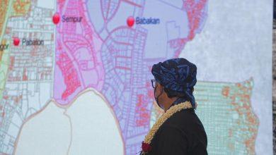 Photo of BPN Bogor Serahkan Peta 30 Kelurahan Lengkap dan Luncurkan Inovasi Layanan