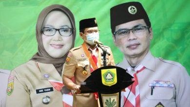 Photo of Tim Pramuka Peduli Kabupaten Bogor Sigap Bantu Korban Bencana Alam di Pamijahan