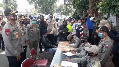 Photo of Kapolda Jabar Inspeksi Giat Operasi Yustisi di Kota Bogor
