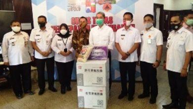 Photo of Milagros Salurkan Bantuan Covid-19 di Kota Bogor