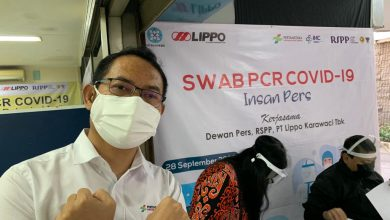 Photo of 100 Wartawan Diberikan Layanan Gratis Tes Swab PCR Covid-19