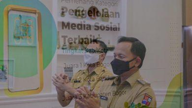 Photo of Pemkot Bogor Pemenang Jabar Juara Award 2020