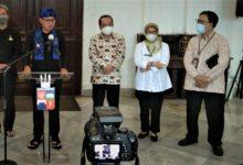 Photo of Kabar Baik , Zona Merah Pergi, Kota Bogor Kembali ke Zona Oranye Covid-19