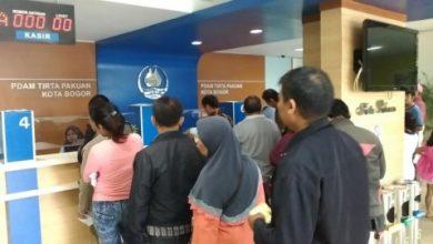 Photo of Kantor Pelayanan PDAM Tirta Pakuan Kota Bogor, Klaster Baru Penyebaran Covid-19.