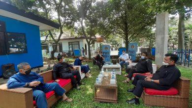 Photo of Direksi dan Calon Direksi PDAM Tirta Pakuan , Silaturahmi Ke  PWI Kota Bogor