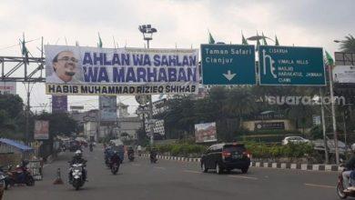 Photo of Ribuan Jema'ah  Bakal Hadiri Safari Dakwah Habib Rizieq Syihab, Di Markaz Syariah Puncak Bogor