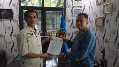Photo of Koperasi PWI Kota Bogor Buka Unit Usaha Di Pasar Induk Kemang