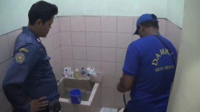 Photo of Awas…Ada Ular Phyton Dari Lubang WC , Di Griya Katulampa Bogor