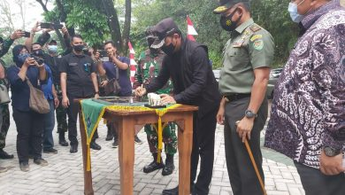 Photo of Barak Siaga Pengamanan VVIP Istana Bogor Diresmikan Pangdam III/Siliwangi