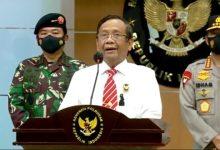 Photo of FPI Organisasi Terlarang , Pemerintah Resmi Larang Semua Kegiatan FPI