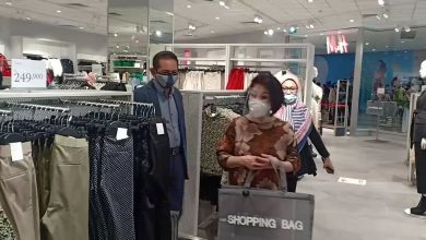Photo of Outlet  Fashion Style H&M Asal Swedia, Hadir di Vivo Mall Sentul Bogor