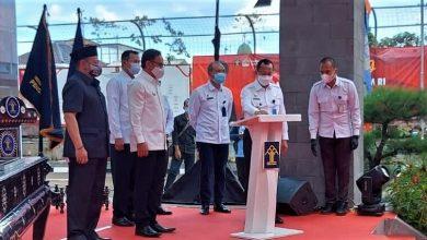 Photo of Menkumham Bersama Wali Kota Bogor Resmikan Gedung Baru Kantor Imigrasi Bogor