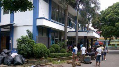Photo of GOR Pajajaran Disulap Jadi Rumah Sakit Darurat,  Akibat Kasus Positif Covid-19 Di Kota Bogor Terus Meningkat