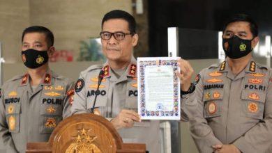 Photo of Pernyataan Sikap Komunitas Pers Minta Kapolri Cabut Pasal 2d Dalam Maklumatnya.