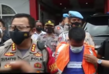 Photo of 17 kali Nyopet di JPO Stasiun Bogor,  Pangeran Copet DZ,  Akhirnya Diringkus Polisi