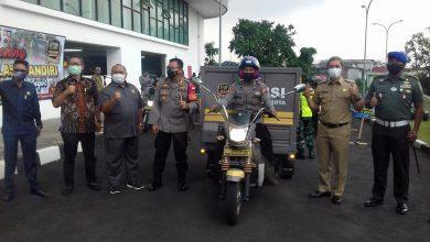 Photo of Kapolresta Bogor Kota Luncurkan Program Peduli Isolasi Mandiri Covid-19 Kota Bogor