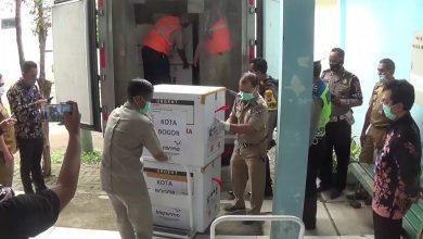 Photo of Pemkot  Bogor Terima 9160 Dosis Vaksin Covid-19 Tahap 2